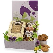 Gifts Baskets Luxury Dog Human Gift Baskets Pampered Paw Gifts
