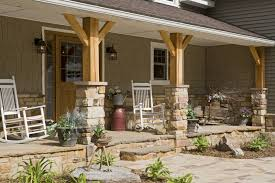 House Porch Designs Is There A Way To Make This Happen For My Porch Faux Rocks