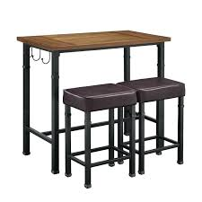 rectangle pub table sets rectangle pub table 3 piece pub table set bmhmarkets club