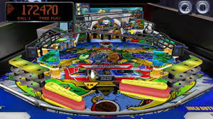Pinball Map Pinball Arcade Fish Tales Pinball Table On Ps Vita Official