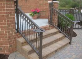 Metal Banisters Stair Rails Hand Rails Windsor Ontario Sunset Metal Fab Inc