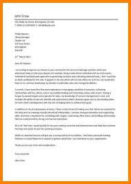 11 account executive cover letters letter adress