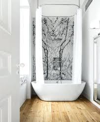 bathroom with shower curtains u2013 homefield