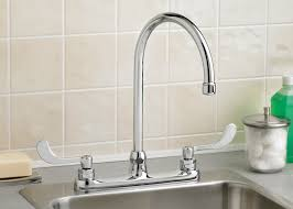 kitchen sink with faucet set enamour single handle faucet make your kitchen kohler faucets