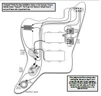 guitar wiring diagram seymour duncan for pickup models