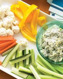 lighter appetizer recipes martha stewart