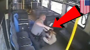 Oklahoma travel buses images Fatal police shooting video shows police shooting oklahoma city jpg