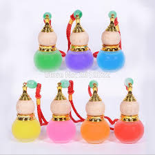 aliexpress buy 10ml gourd shape empty glass perfume pendant