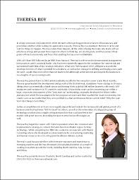 Coo Resume Examples by Executive Biography Example Business Development Executive