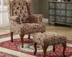 Damask Storage Ottoman by Accent Chairs Accent Chairs With Ottomans Intelligent Where To
