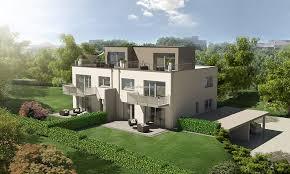 doppelhaus architektur beispiele 3d visualisierungen virtuelle fabrik