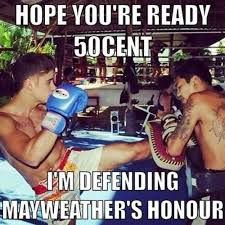 Muay Thai Memes - 40 very funny boxing meme pictures and photos