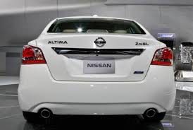 Nissan Altima Hybrid 2016 - 2015 nissan altima information and photos zombiedrive