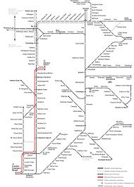 Map Distortion East Anglia Abellio Natex One U0026 Gt Eastern Train Rail Maps