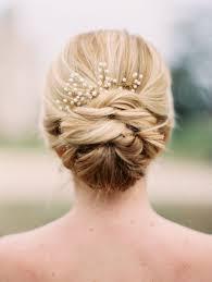 Hochsteckfrisurenen Hochzeit Mit Perlen by Brautfrisuren Offen Halboffen Oder Hochgesteckt 100