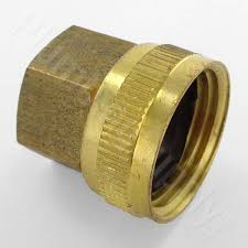 Indoor Faucet To Garden Hose Connector - garden hose fittings adaptors valves and repair parts