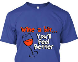 wine a you ll feel better wine a bit etsy