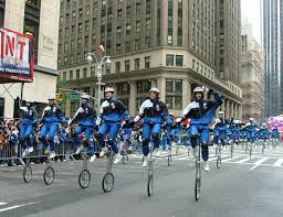 dandies to ride unicycles in inaugural parade portland press