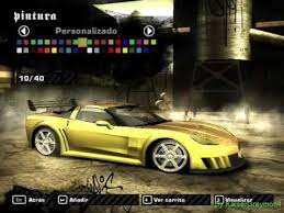 corvette c6 tuning need for speed most wanted 2005 tuning corvette c6