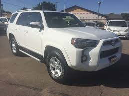 toyota 4wd used 2014 toyota 4runner for sale mccook ne jtebu5jr9e5151884