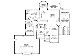 Ranch Floor Plans Ranch House Plans Meadow Lake 30 767 Associated Designs