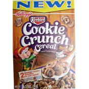 keebler cookie crunch cereal cereal mrbreakfast com