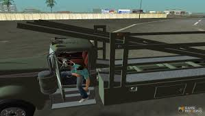 kenworth automatic kenworth packer for gta vice city