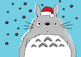 picture of the week my neighbor totoro christmas gone geek
