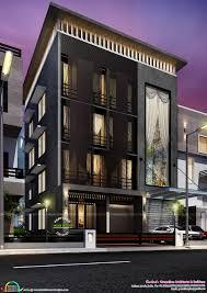 multi family home design 6 bedroom 5760 sq ft multi family house kerala home design