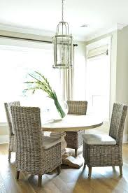 rattan dining table and chairs ebay white wicker dining room