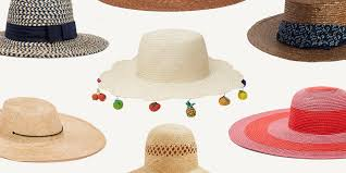 15 classic straw hats for summer 2017 best sun hats to wear to