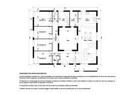 plan de maison en v plain pied 4 chambres plan de maison avec patio interieur plain pied ooreka homewreckr co
