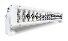 amazon com 300w boat marine ip68 led light bar light rail spot