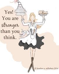 stronger than you think thanksgiving cards by rosehilldesignstudio
