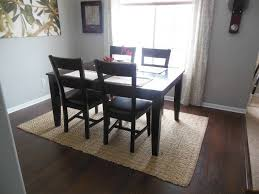 creative of area rug under dining table and area rugs awesome