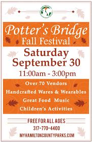 halloween city noblesville potter u0027s bridge fall festival hamilton county in