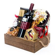 wine gift basket delivery j lohr wine gift basket