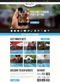 bootstrap sites templates 40 fantastic sports websites templates free u0026 premium wpfreeware