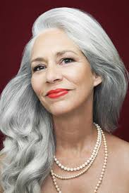 long grey hair styles for women over 50 hairstyles women over 50 33 silver girl pinterest short red