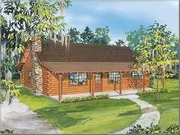 little cypress log home plan by satterwhite log homes