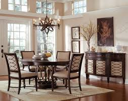 Rustic Dining Room Table Set Rustic Dining Set White Round Table Above Brown Wooden Floor Round