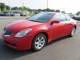 nissan altima coupe accessories 2008 2008 used nissan altima 2 5 s coupe heated leather sunroof alloy