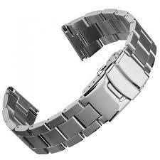 oyster bracelet images Solid 3 link oval profile by geckota geckota watchgecko jpg