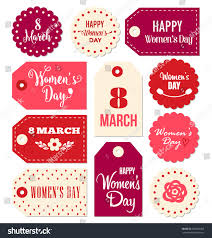 8 s day gifts to royalty free set of international women s day gift 385009459