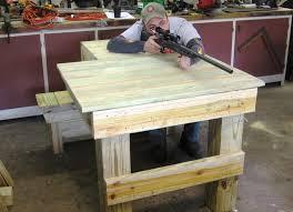 Plans For A Shooting Bench Range Outdoor Rutland Sportsman U0027s Club