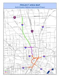 Interstate 10 Map Project Area Map 4192017 Jpg