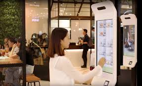 alibaba face recognition facial recognition smile to pay the colonel industry tap
