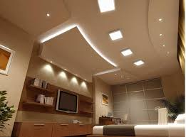 false ceiling design with best lighting for stylish house walls