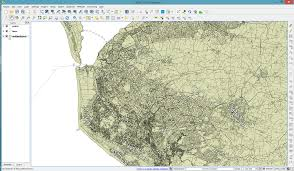 Google Maps Seattle by A Guide To Googlemaps Like Maps With Osm In Qgis Free And Open
