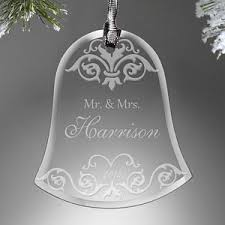 Personalized Wedding Christmas Ornaments 97 Best Etched Glass Ornaments Images On Pinterest Glass